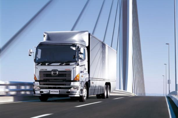 Vận tải hàng hoá đường bộ