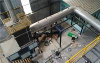 Lò đốt chất thải công nghiệp Coni công suất 250 KG/Giờ