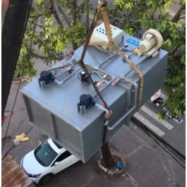 Máy xử lý nước thải sinh hoạt văn phòng, tòa nhà