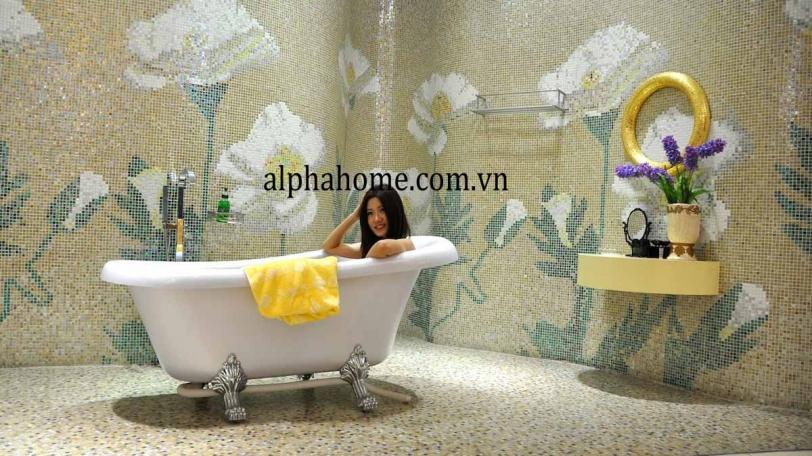 Gạch nhà tắm
