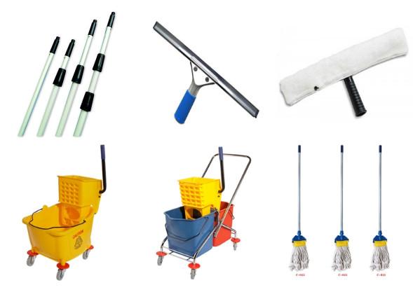 Dụng cụ vệ sinh công nghiệp