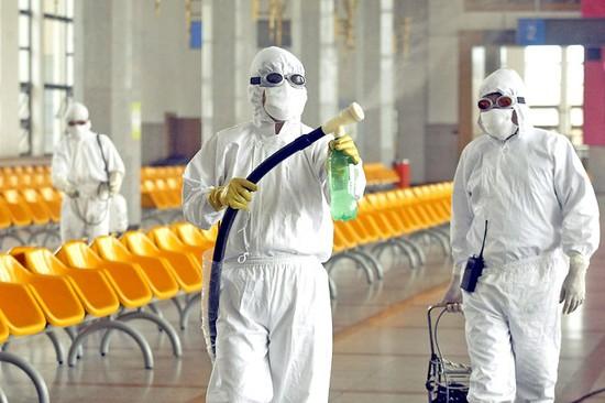 Dịch vụ khử mùi diệt khuẩn