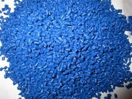 Hạt nhựa PP xanh