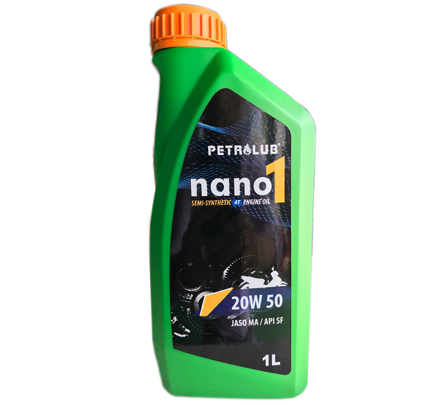 Dầu nhớt xe gắn máy 4 thì - NANO 1