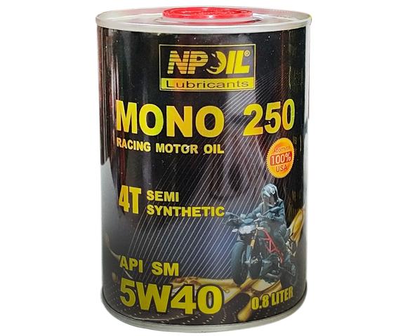 Dầu nhớt xe gắn máy 4T - MONO 250