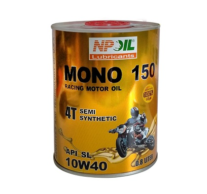 Dầu nhớt xe gắn máy 4T - MONO 150