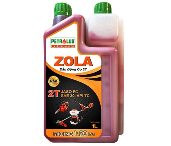 Dầu động cơ Zola 2T 1L