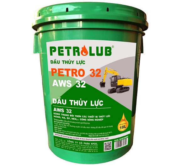 PETRO AWS 32 - XÔ 18L