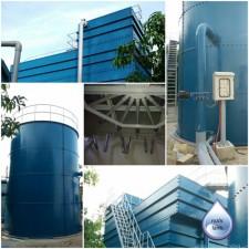 Xây dựng nhà máy nước mặt Tràm Chim