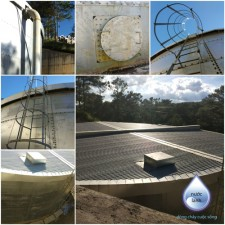 Nâng cấp và mở rộng hệ thống cấp nước Đà Lạt