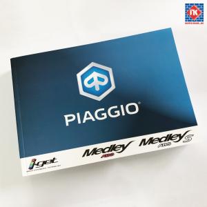Sách hướng dẫn sử dụng Piaggio