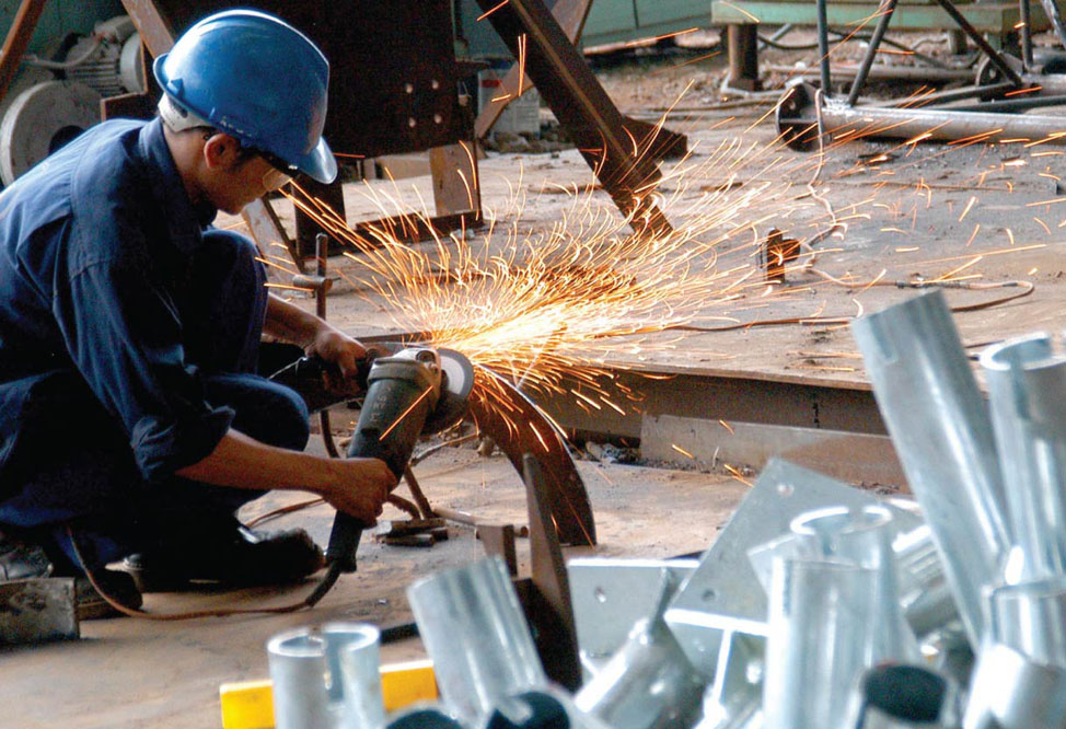 Gia công chế tạo các sản phẩm cơ khí