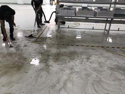 Vệ sinh phòng sạch tại Bắc Giang