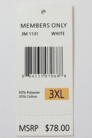 Thẻ giá, barcode