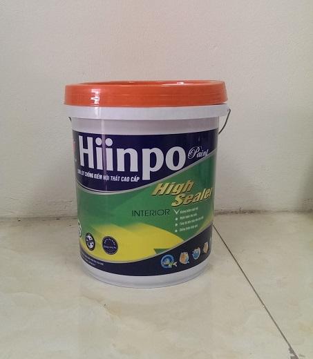 Sơn lót Hiinpo chống kiềm nội thất cao cấp