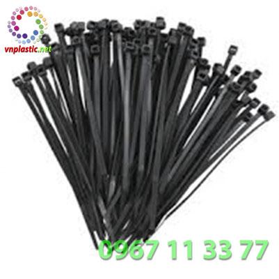 Lạt nhựa đen (dây thít nhựa)