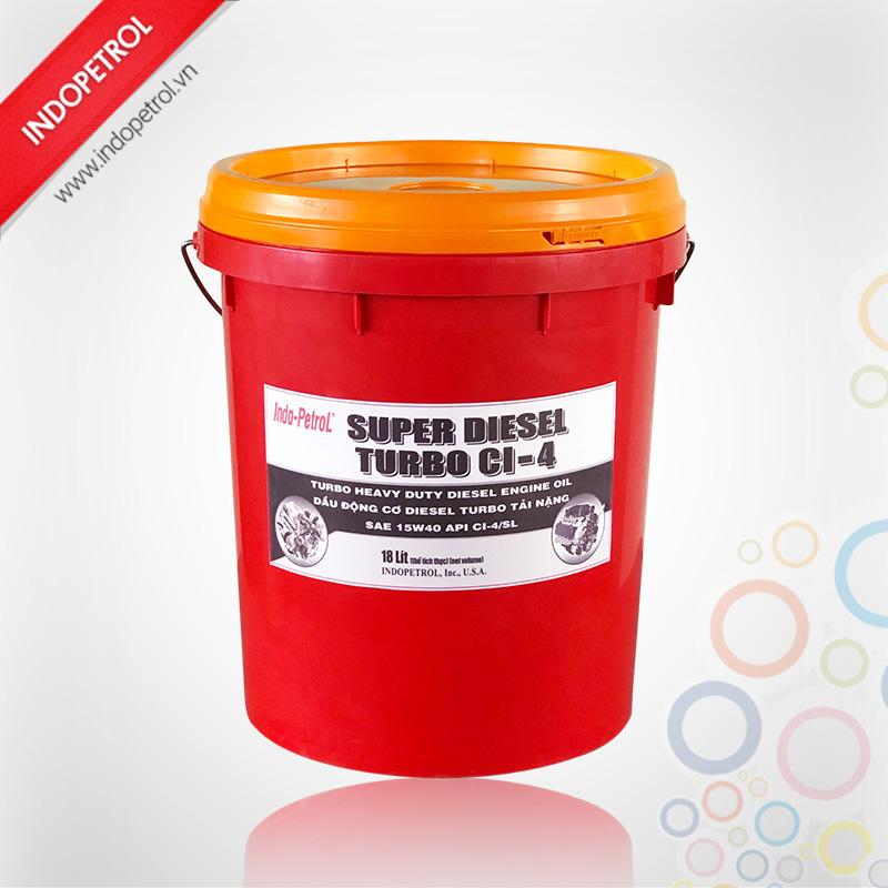 SUPER DIESEL TURBO CI-4
