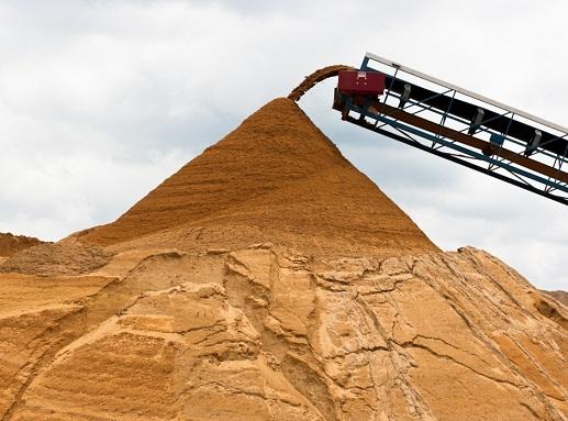 cát vàng xây dựng