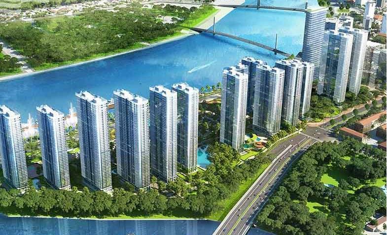 Dự án căn hộ Vinhomes Ba Son