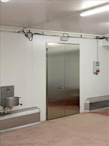 Cửa inox chống cháy IC4