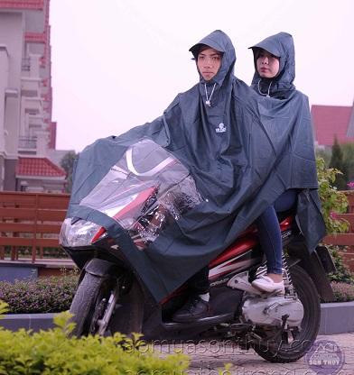 Áo mưa tình yêu siêu bền