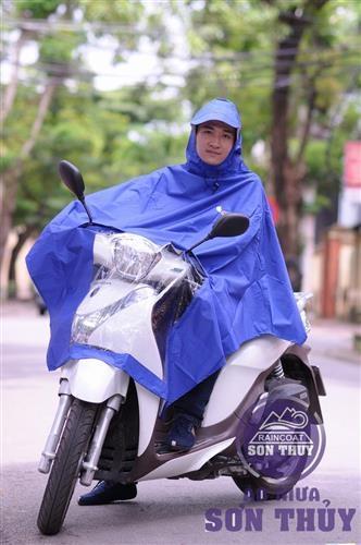 Áo mưa choàng kính K7