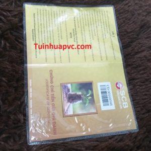 Túi nhựa dẻo PVC