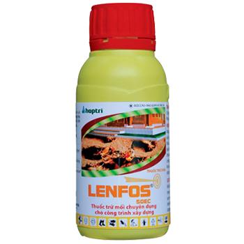 Thuốc chống mối Lenfos 50EC - Chai 1L