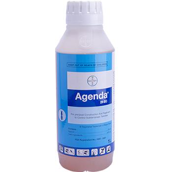 Thuốc chống mối Agenda 25EC - 1 lít (Bayer CHLB Đúc)