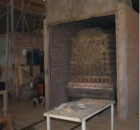 Sản xuất gạch Tuynel