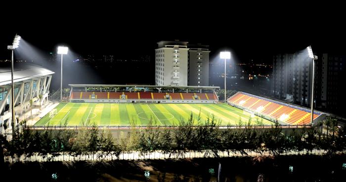 Sân vận động Trường ĐH Tôn Đức Thắng