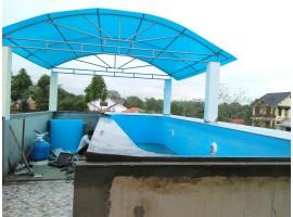 Bể bơi gia đình - Huế