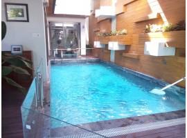 Bể bơi nhà Anh Long - Đà Nẵng