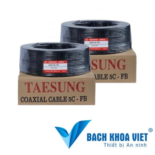Dây Cáp Đồng Trục Taesung 5C FB-CU