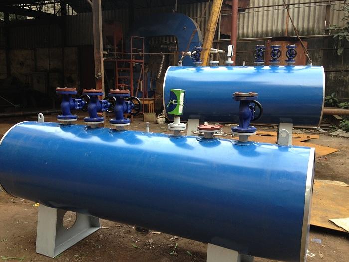 Bình phân phối hơi nước