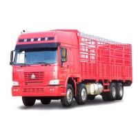 Xe tải thùng Howo