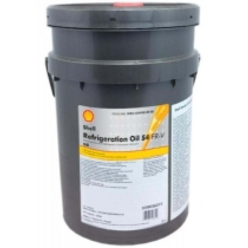 SHELL REFRIGERATION OIL S4 FRV 68