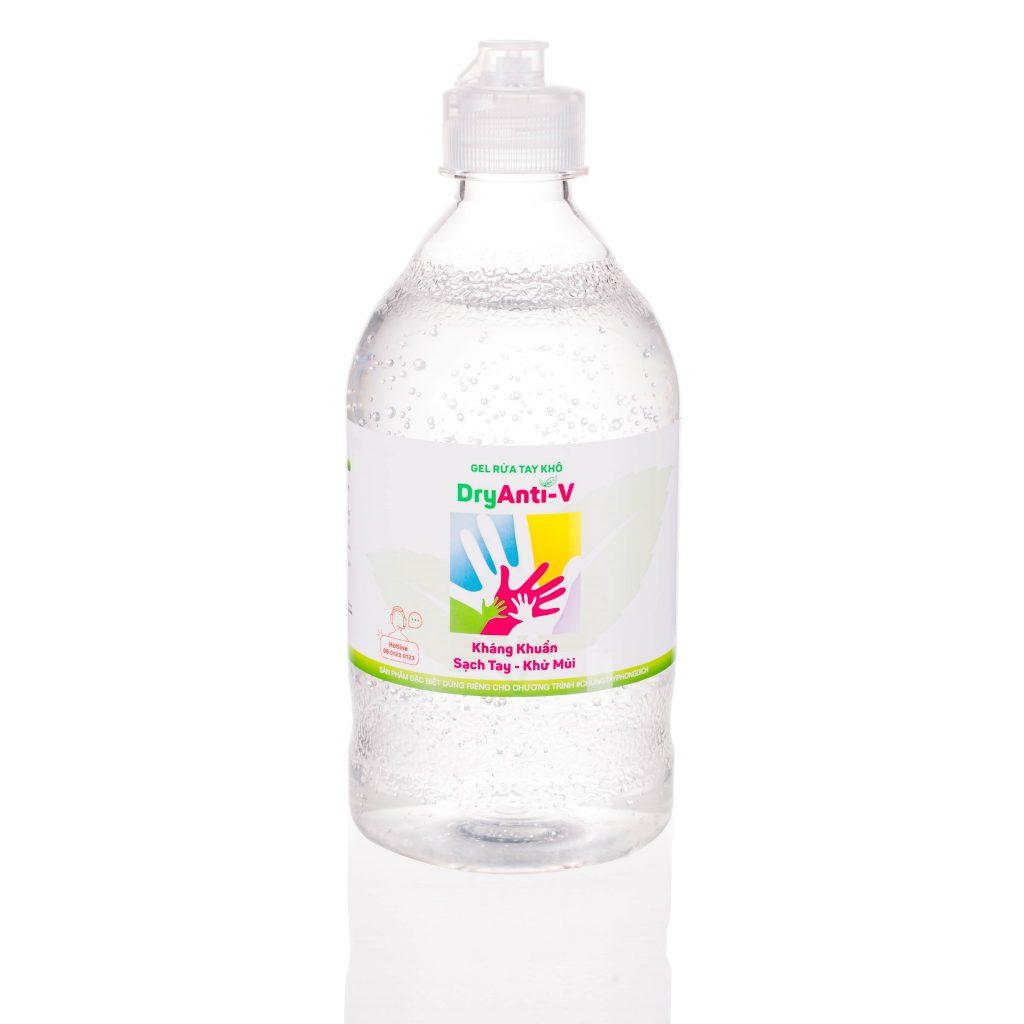 Nước rửa tay dryanti-v