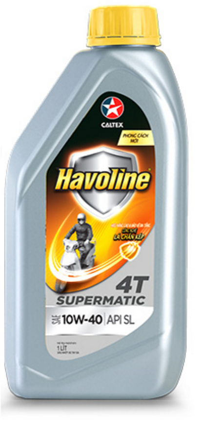 Havoline® SuperMatic 4T