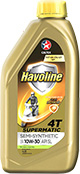 Havoline® SuperMatic 4T Semi-Synthetic .