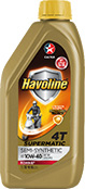 Havoline® SuperMatic 4T Semi-Synthetic