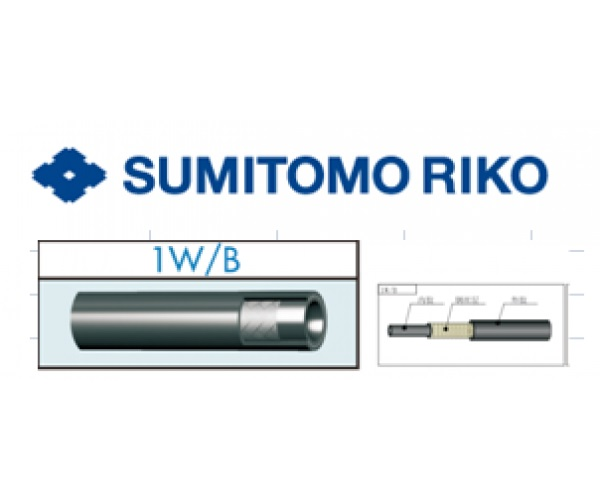 Ống dầu thủy lực Sumitomo Riko 1W