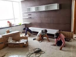 Thi công nội thất