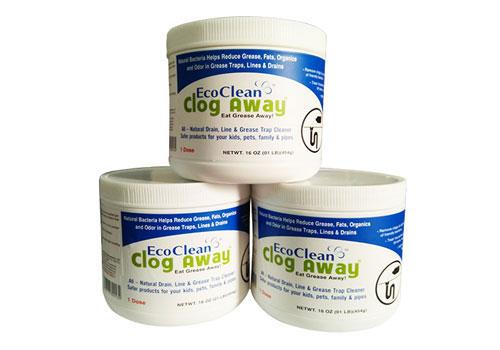Ecolean Clog Away