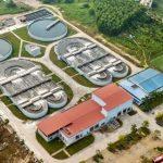 Nhà máy xử lý nước thải khu công nghiệp