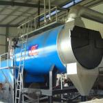 Xử lý khí thải lò hơi đốt mùn cưa