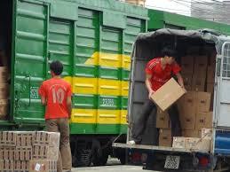 Vận tải hàng tiêu dùng