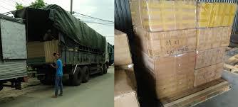 Vận tải hàng hoá đặc biệt