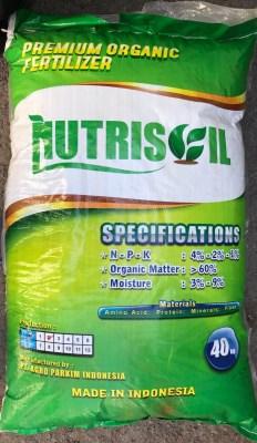 Phân bón hữu cơ Nutrisoil nhập khẩu