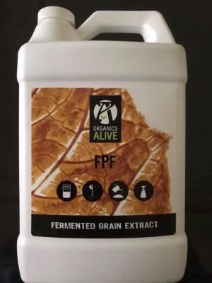 Phân bón hữu cơ FPF